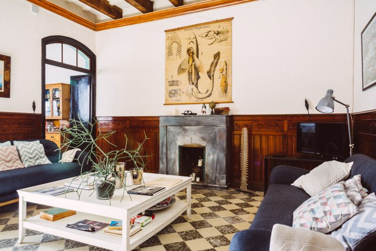 The All-Vintage Renovation by Quintana Partners in Menorca, Spain