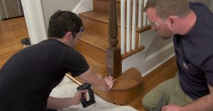 S18 E13: Loose Railing, Smart Thermostat