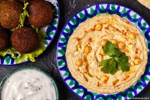 10 Must-Try Vegan Foods in the Middle East