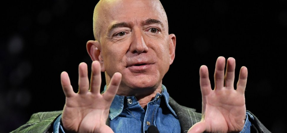 Jeff Bezos Had an Epiphany in College That Changed His Life and It's a Valuable Lesson for Aspiring Founders