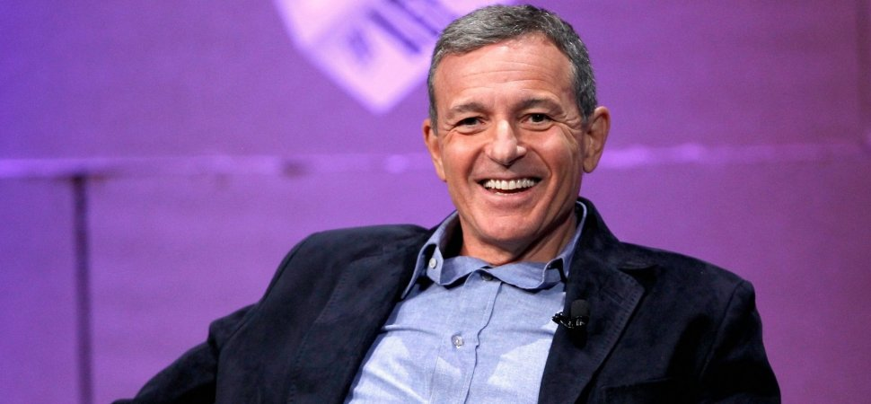 Bob Iger Has Stepped Down as Disney CEO. Here Are 3 Lessons You Should Take From His Leadership