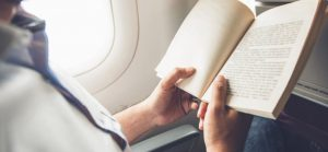 3 Inspiring Business Books to Read on Your Next Flight