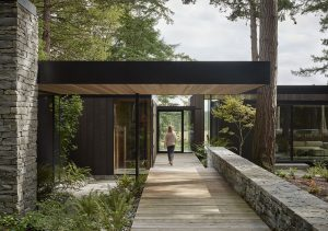 Outside In: A Multi-Generational Retreat on Whidbey Island Welcomes Nature Inside