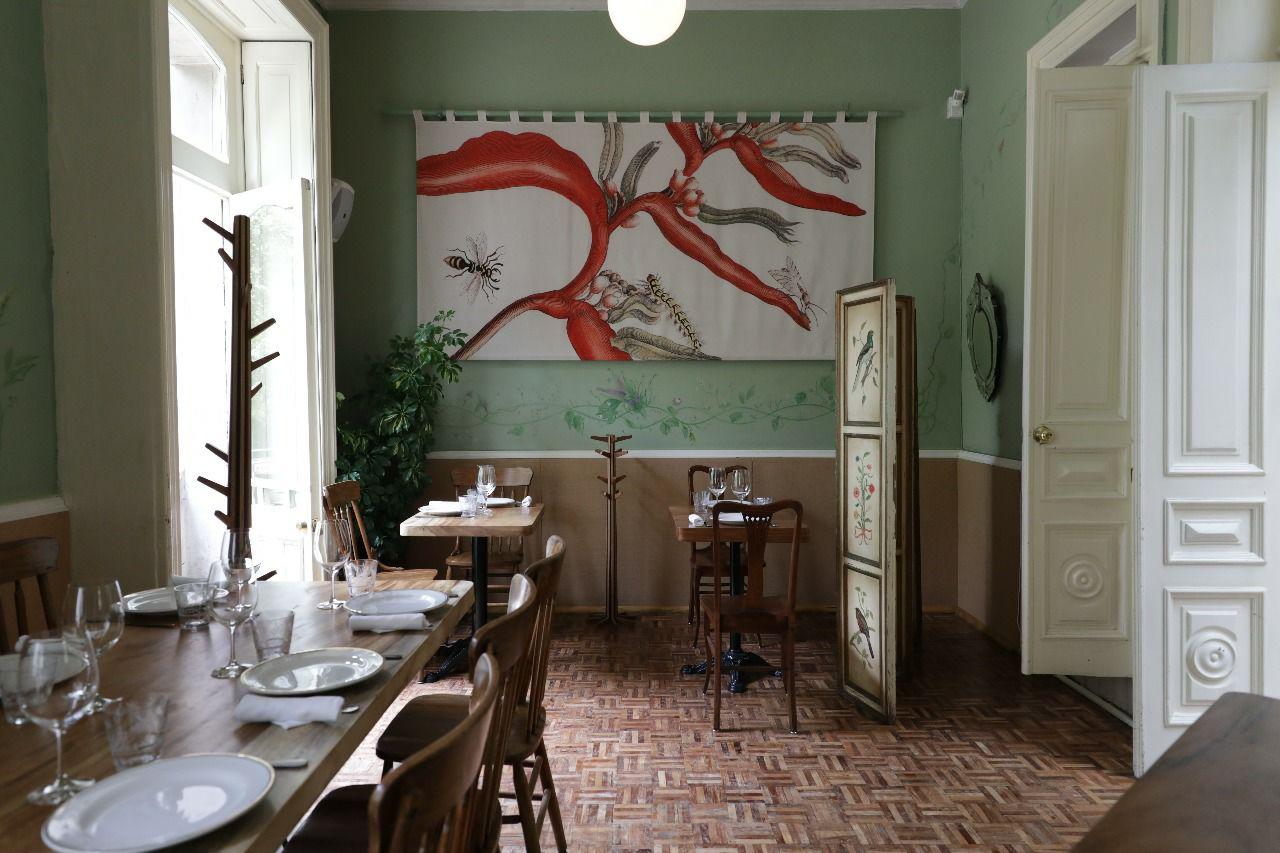 Rosetta: Mexico City's Most Beautiful Restaurant?