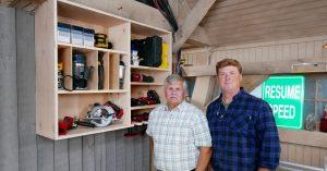 Build It | Tool Storage Shelf