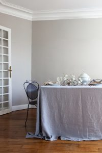 Staying In: How to Set a Valentine's Table for Two, Courtesy of Ajiri Aki