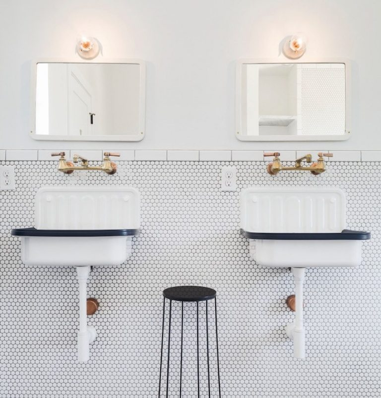 Remodeling 101: In Praise of Wall-Mounted Faucets