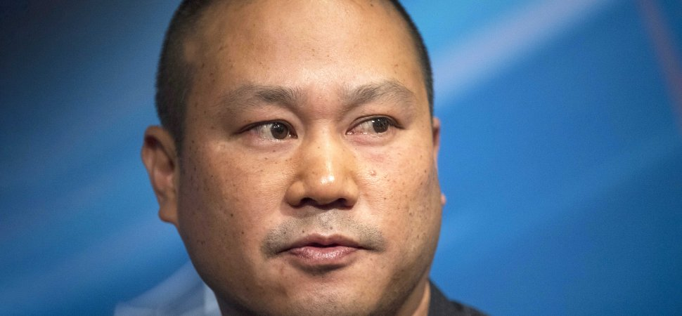 Tony Hsieh Is Leaving Zappos After 20 Years, but He'll Still Deliver Happiness
