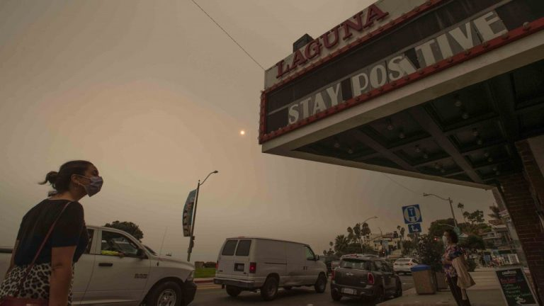 Even Businesses Miles Away From the Wildfires Are Suffering a Terrible Toll