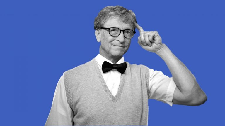 How Bill Gates Approaches Problem Solving: Don't Reinvent the Wheel