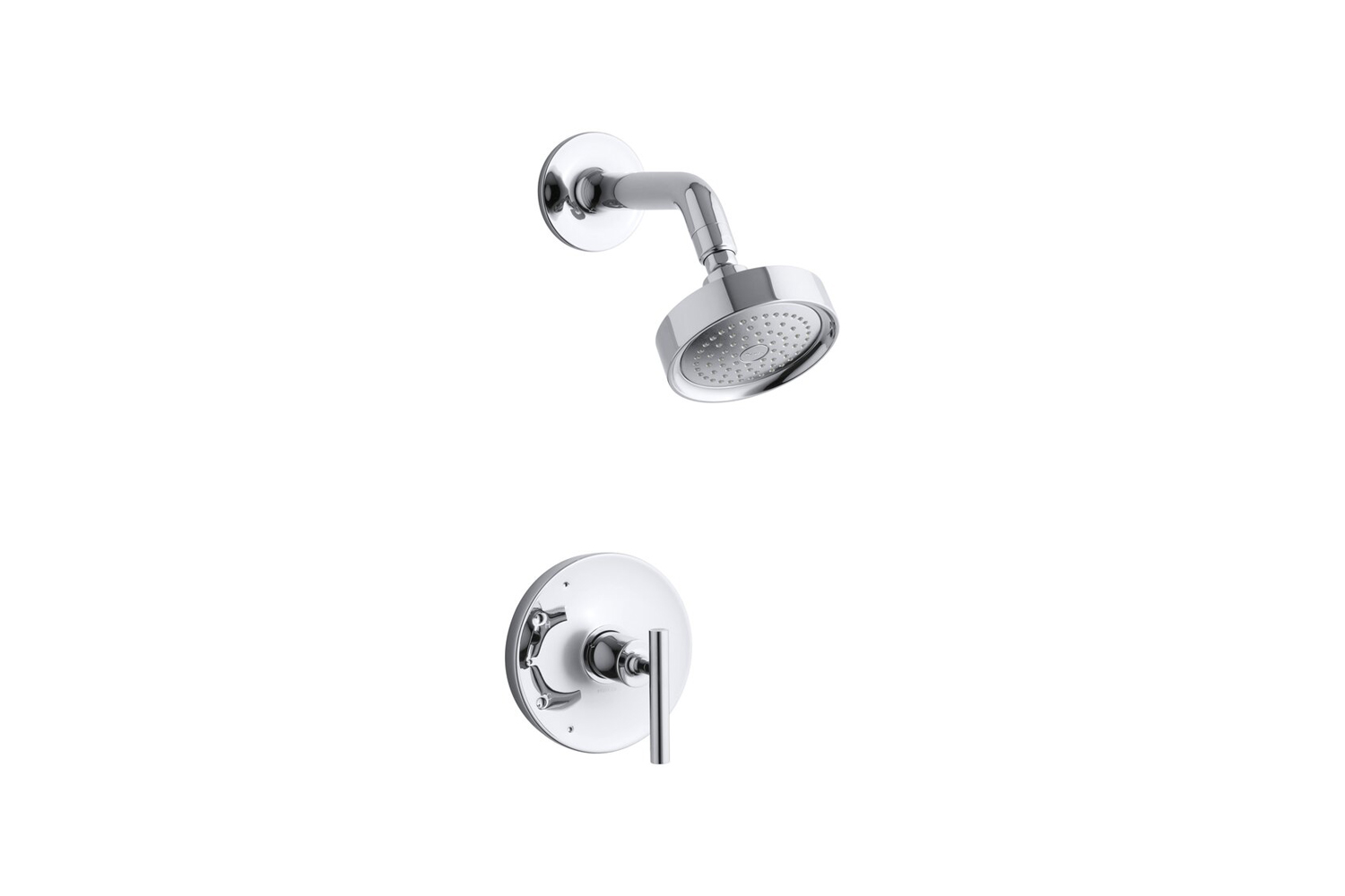 10 Easy Pieces: Modern Shower Fixtures