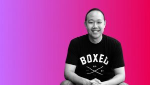 Sign Up Now: Boxed's Chieh Huang in an Inc. Streaming Event, October 28