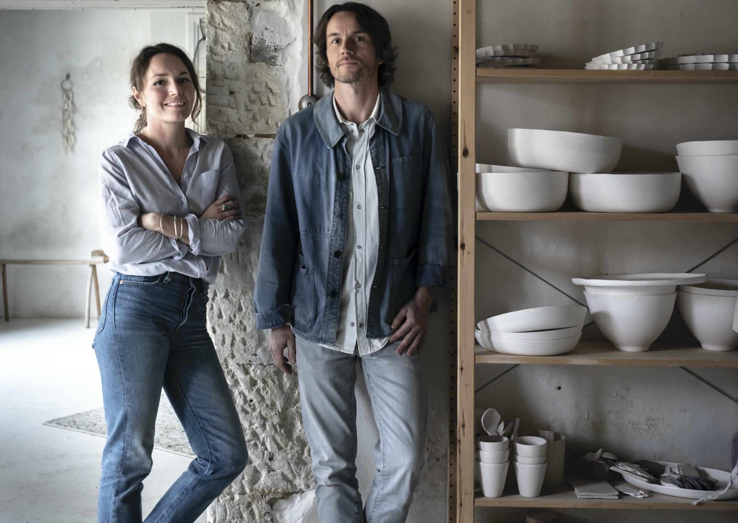 Epure's House and Ceramics Studio in Charente-Maritime