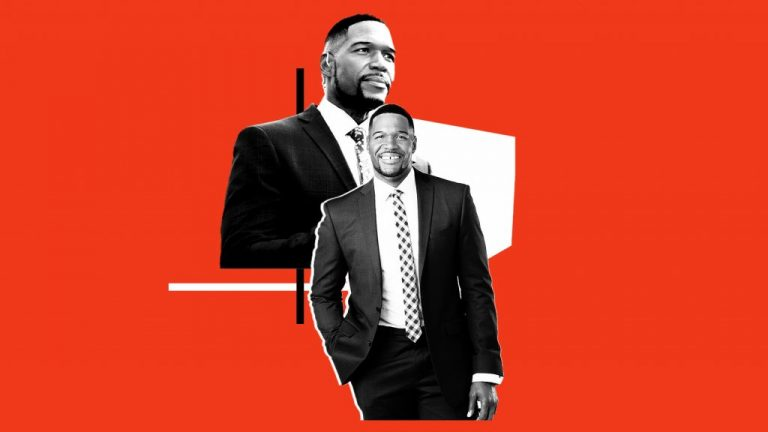 How Michael Strahan Became One of America's Most Multifaceted Entrepreneurs