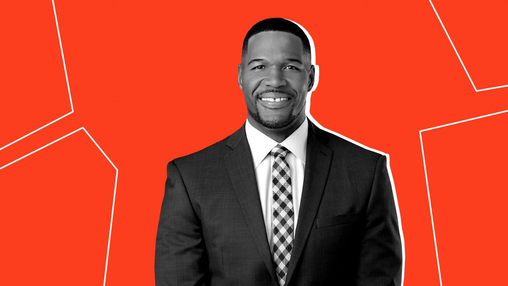 Michael Strahan on Inspirational Leadership at the Inc. 5000 Vision Conference, October 19-23