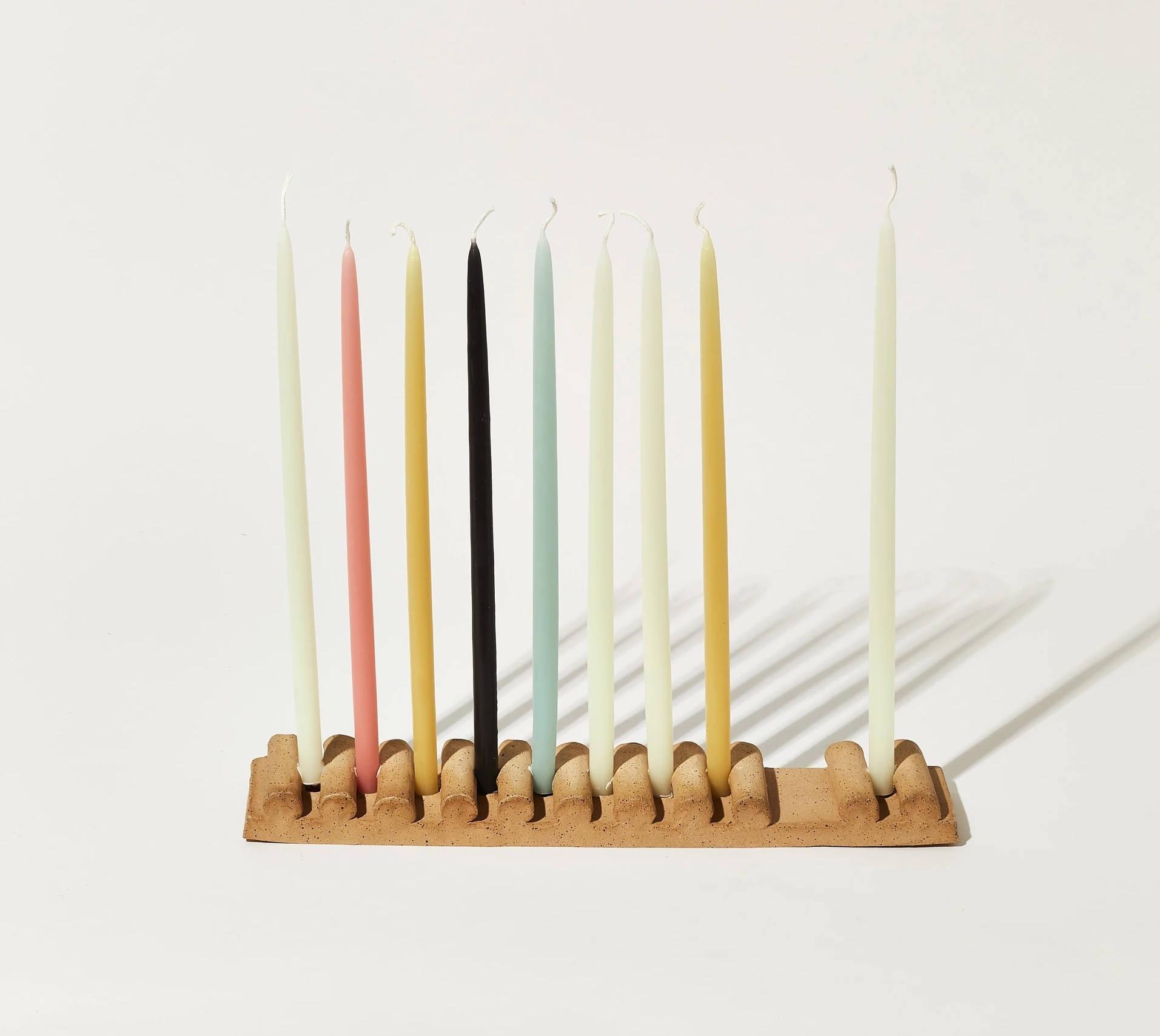 5 Favorite Menorahs for a Handmade Hanukkah 2020