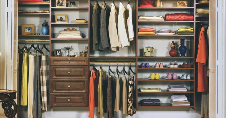 Bedroom Closet Remodel: Planning Guide, Redesign Tips, Ideas