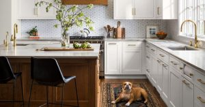 Remodeling a Tudor Revival Kitchen