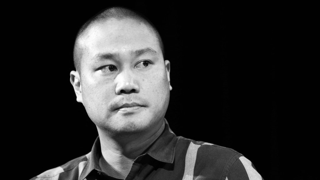 Tony Hsieh Was a Widely Admired, Wildly Successful Entrepreneur. But He Struggled to Find Real Happiness