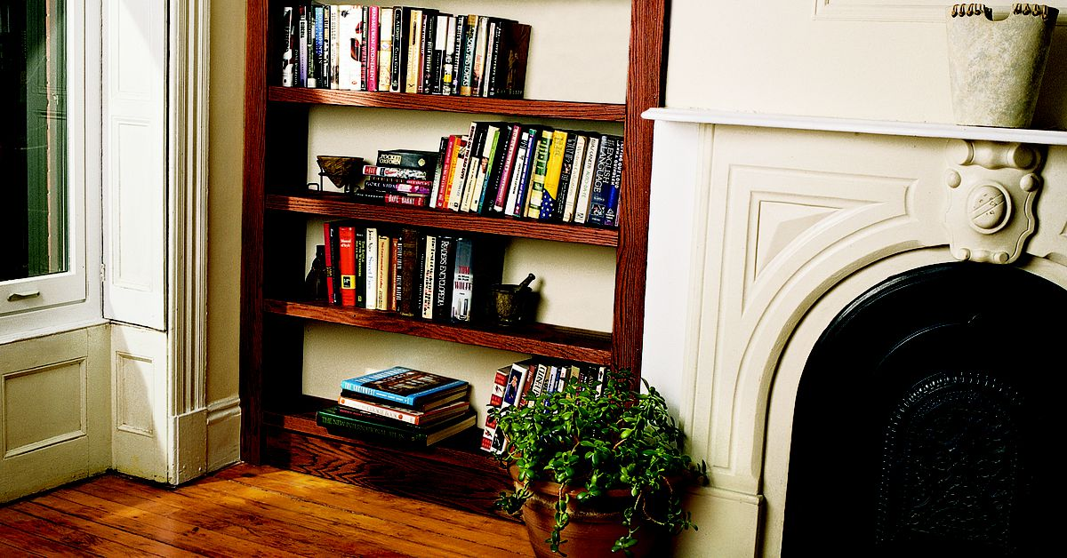 How to Build a Bookshelf in 8 Simple Steps