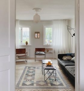 Femte Til Venstre: A Danish Couple's Thoughtfully Appointed 1927 Townhouse in Copenhagen