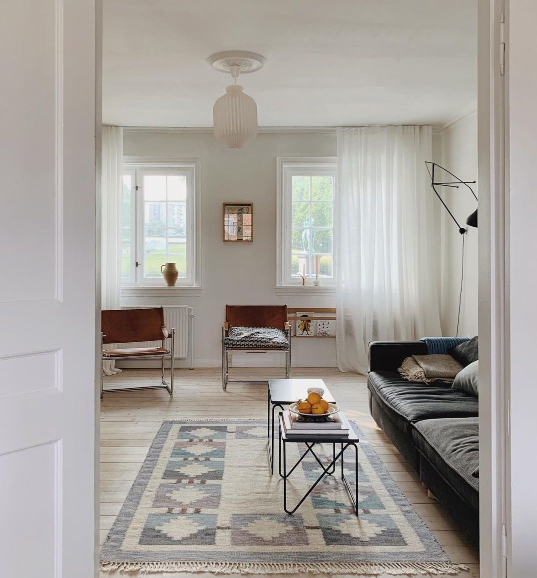 Femte Til Venstre: A Danish Couple's Thoughtfully Appointed 1927 Townhouse in Copenhagen