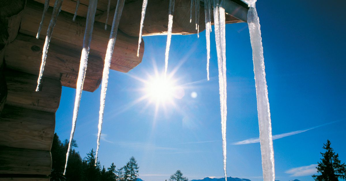 3 Fast Fixes for Ice Dams