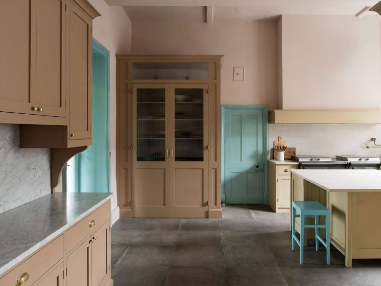 Steal This Look: A Colorful Kitchen with Impact in Lewes, England