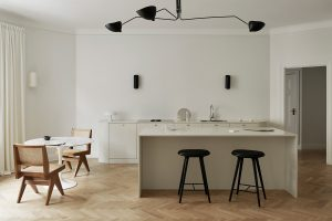 Kitchen of the Week: A Living-Room Inspired Minimalist Kitchen in Stockholm