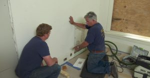 How to Fix Baseboards with a Repair Patch
