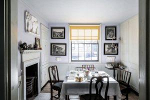 Historical Paint Expert Pedro da Costa Felgueiras' London Home