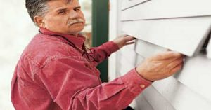 How to Patch Wood Siding