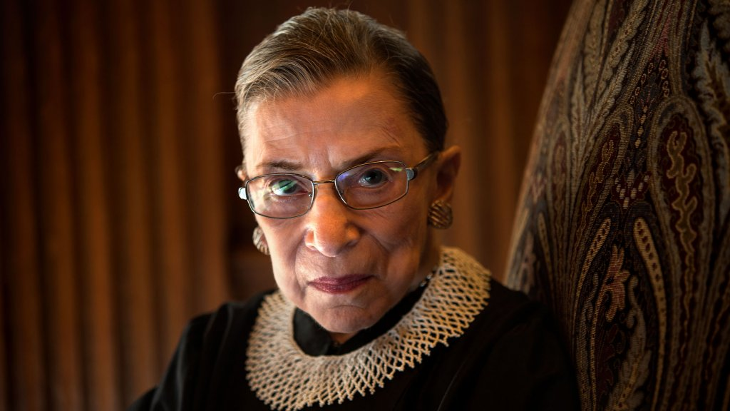 3 Tips on Changing the World When the World Doesn't Want to Change From the Late, Great Ruth Bader Ginsburg