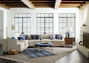 Customizable Comfort: Sustainably Made Furnishings for the Whole Home from Mitchell Gold + Bob Williams